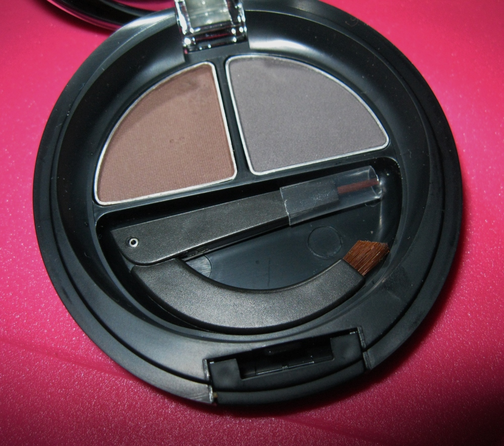 the body shop Brow kit2