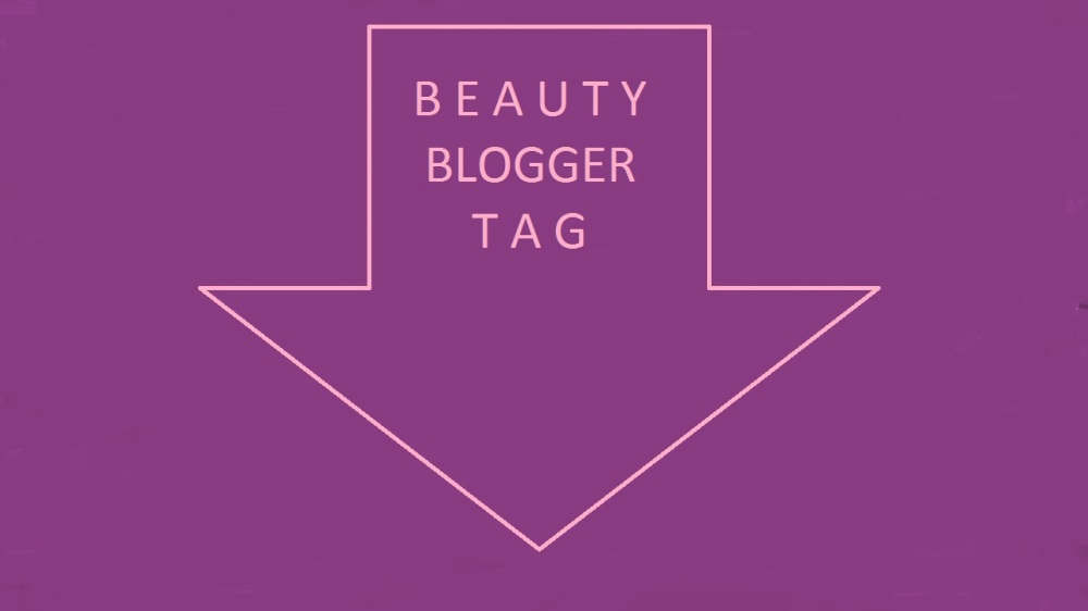the beauty tag template