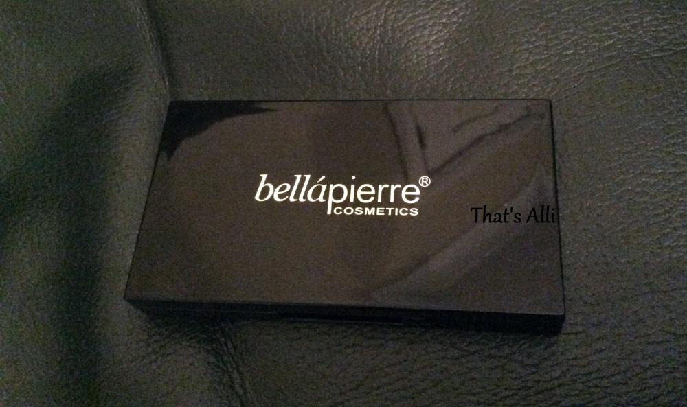 Bellapierre 3 Eyeshadows Palette - Golden Olive Review